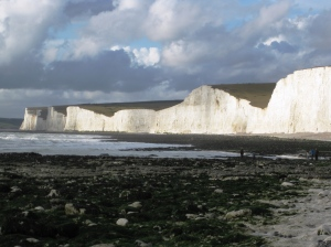 Beachy Head - the Seven Sisters