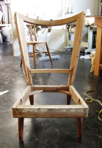 1954 Howard Keith chair