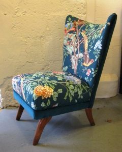 1954 Howard Keith chair - AFTER